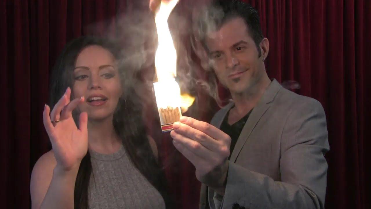 Kyle & Mistie Knight - Fire