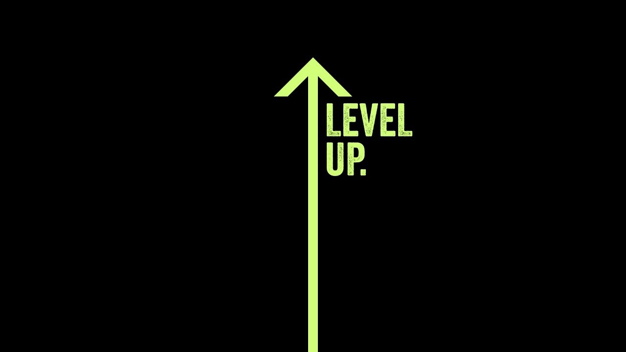 Level Up ⬆️ Wk2 Cover Image