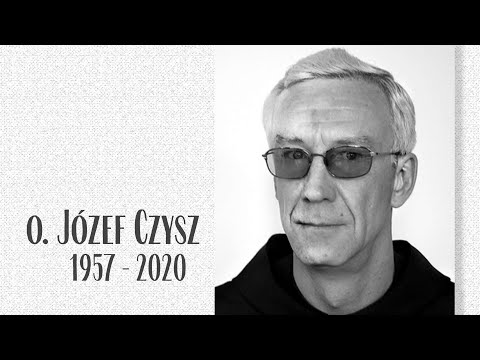 Pogrzeb o. Józefa Czysza
