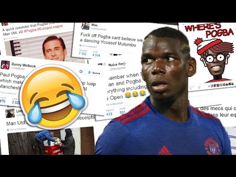 Paul Pogba fracassé sur Twitter ! | après Feyenoord 1-0 Man Utd