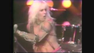 Mötley Crüe - Pop & Rocker- Game Show 1983