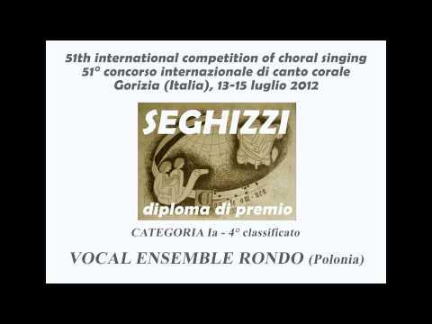 Jacobus Handl Gallus - Musica - Vocal Ensemble Rondo (Polonia)