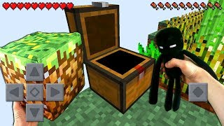 Realistic Minecraft PE ► Minecraft + Real Life TOP MIRL episode 4