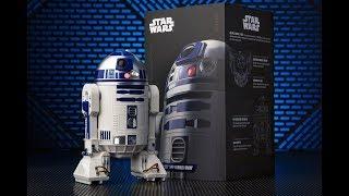 Огляд робота Sphero StarWars R2-D2 [12+]