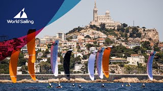 Sailing at Paris 2024: Slate of Events