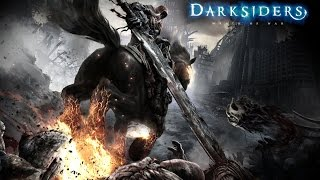 Darksiders The Complete Movie (Part 1) with gameplay and cutscenes (Dragon Crest Gamers)DC