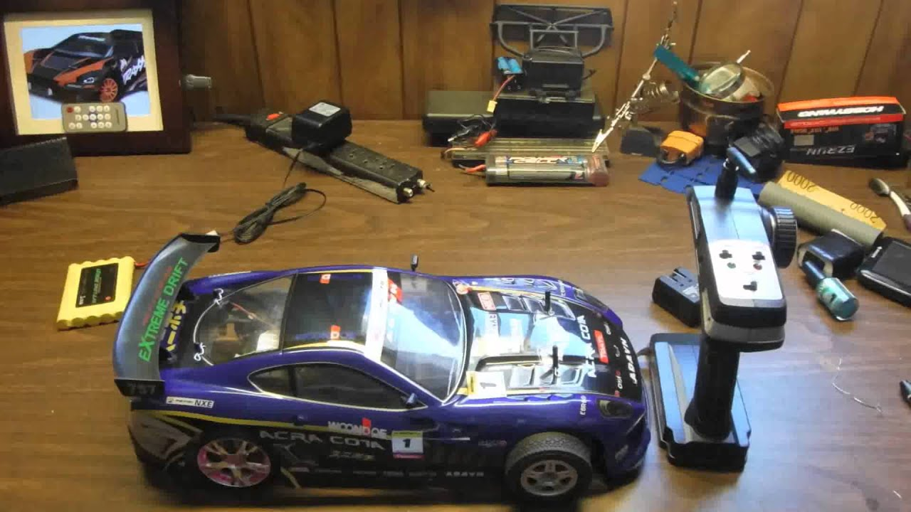 Acra Cota Rc Drift Car Kijiji Score Youtube