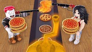 WIR BACKEN EINE $11.000.000 BENX PIZZA!