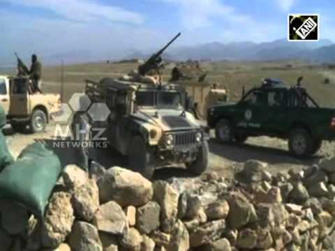45 Daesh insurgents killed in Afghanistan's Nangarhar province(Feb 17,2016)