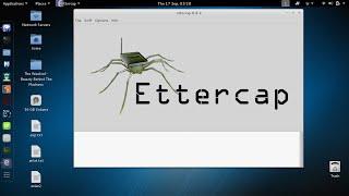 Kali Linux 2.0 Tutorials - How to Sniff Network Using Ettercap and Driftnet