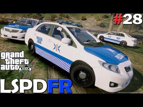 GTA V LSPDFR #28 | POLICIA LOCAL DE ARGENTINA| TheAxelGamer
