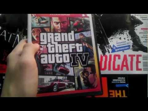 Моя коллекция игр для ПК / My collection of games for PC