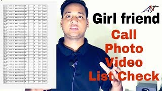 Video Girl friends Call Photo And Video List Check (Bangla)ANT download MP3, 3GP, MP4, WEBM, AVI, FLV Agustus 2018