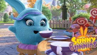 Cartoons for Children | SUNNY BUNNIES - TEA TIME | Funny Cartoons For Children