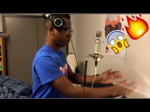 QUITTING YOUTUBE TO RAP??!!!! DePaul University Vlog #002