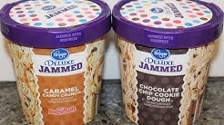 Kroger Deluxe Jammed: Baby Ruth Caramel Candy Crunch & Chocolate Chip Cookie Dough Review