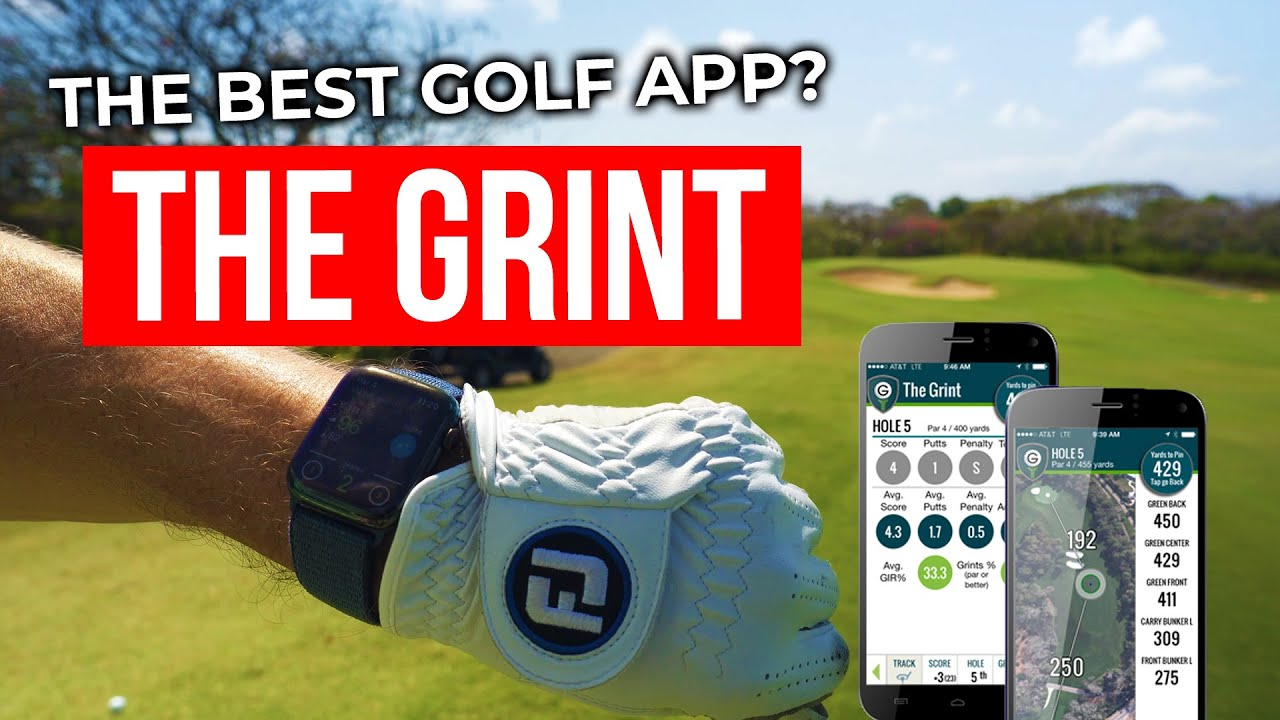 Download Best Golf App? The Grint Review