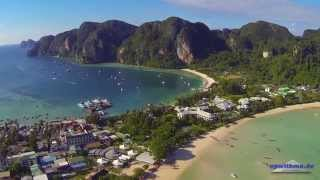 Phi Phi Island - DJI Phantom Flight