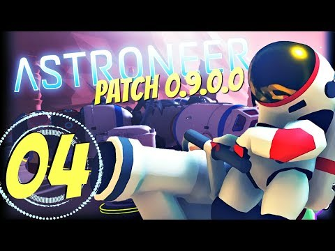 BONUS EPISODE: THANKS CAPTAIN T. SOLAR! | Broke All To Hell Update | Astroneer 0.9.0 #4