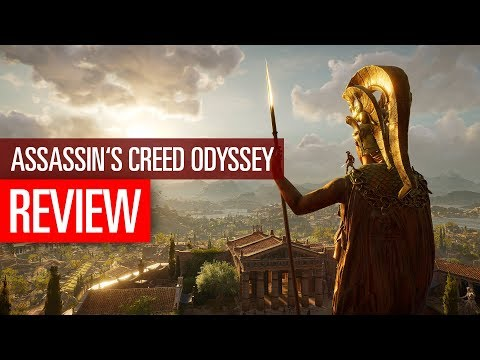Assassin's Creed Odyssey REVIEW | Der Griechenland-Ableger im Test