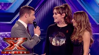 Lola Saunders' Best Bits | Live Results Wk 4 | The X Factor UK 2014