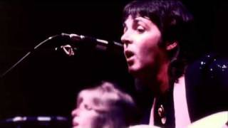 Paul McCartney & Wings - Bluebird [Live] [High Quality]