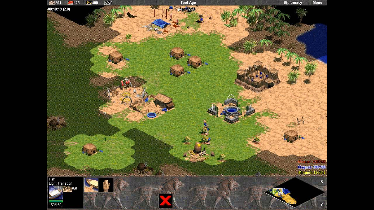 Age of empires trial