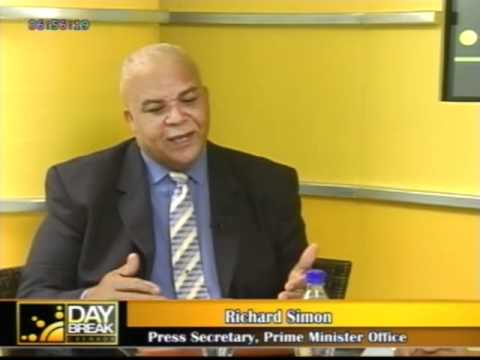 Richard Simon speaks about Rawle Titus  Firing from the Advocate Newspaper