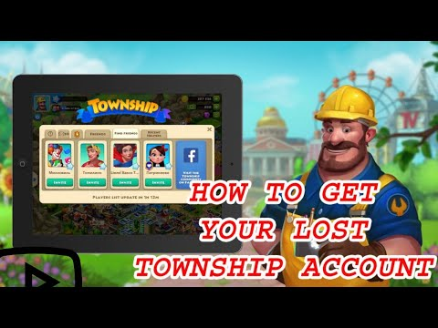 HOW TO GET BACK YOUR LOST TOWN IN TOWNSHIP thumbnail