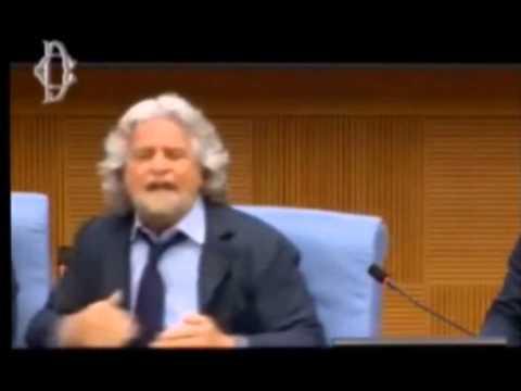 Beppe Grillo - Conferenza stampa del 15 04 2014 2/2