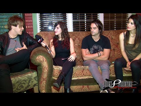 Sick Puppies Interview with Rock Forever Magazine