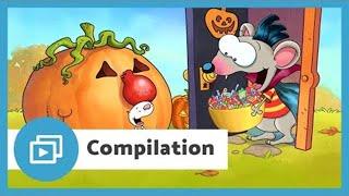 Video Toupie et Binou - Compilation pour l'Halloween - 7 épisodes download MP3, 3GP, MP4, WEBM, AVI, FLV Agustus 2018