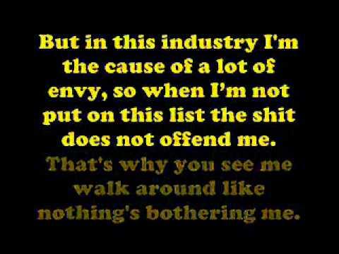 Eminem -Till I Collapse [Lyrics]