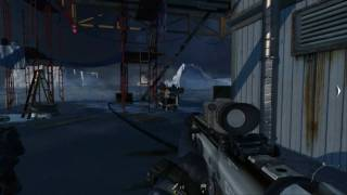 Call of Duty MW 2 - PC gameplay