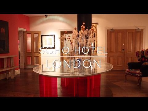 Soho Hotel, London