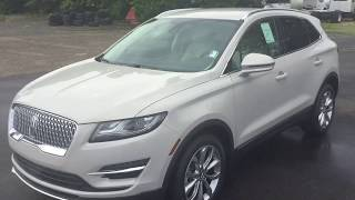The 2019 Lincoln MKC SELECT: What You Need To Know