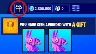 How To Get FREE ITEMS In Fortnite: Battle Royale! [PS4] (LLAMA AVATAR) *NEW*