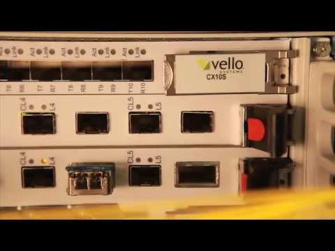 Hudson Fiber Networks Deploys Vello Systems for Ultra-Low Latency