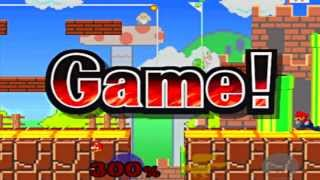 ABM: SUPER SMASH BROS MELEE GAMEPLAY HD!!