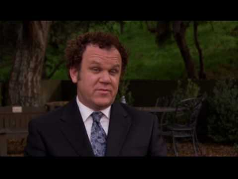 Interview with Cyrus foil John C. Reilly