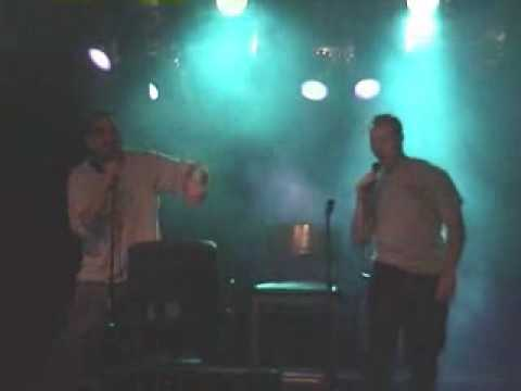 Karaoke - Sonny and I in Wipe Out by Fat Boys.wmv