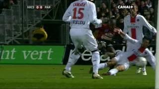 OGC Nice - Paris SG (2008-2009)