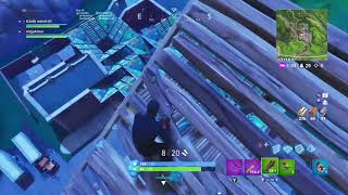 Fortnite - Porta-Fort Glitch At Its Finest
