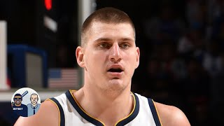 I'm a mentally weak basketball player, and so is Nikola Jokic - David Jacoby | Jalen & Jacoby