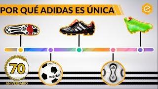 Las 5 cosas que adidas HA CAMBIADO PARA SIEMPRE en el fútbol