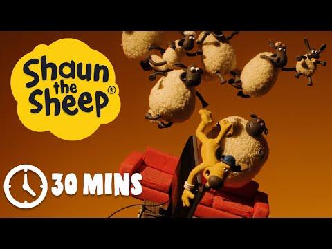 Shaun the Sheep - Season 3 - Episodes 1-5 [30 MINS]
