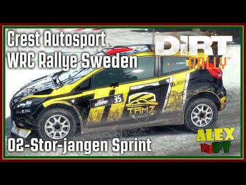 Dirt Rally - Crest Autosport WRC - Sweden - 02 - Stor-jangen Sprint