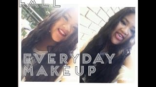 DRUSTORE FALL  MAKEUP TUTORIAL  2014 !! Thumbnail