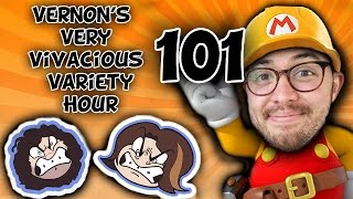 Super Mario Maker: Mystery Solving - PART 101 - Game Grumps