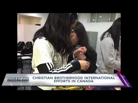INC'S CHRISTIAN BROTHERHOOD INT'L DONATES SCHOOL SUPPLIES TO THE PHILIPPINES